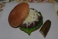 Photo of French Onion Burgers With Gruyere Cheese Recipe on CDKitchen