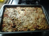 Photo of Vegetable Rice Casserole