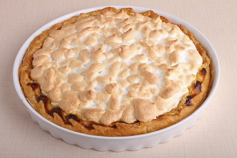 Ann Landers' Best Ever Lemon Pie And Meringue Recipe