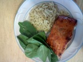 Photo of Bourbon-Glazed Salmon