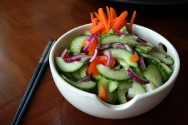 Photo of Japanese Cucumber Salad