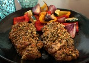 Photo of Divine Basil-Walnut Chicken Recipe on CDKitchen
