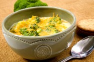 Photo of Broccoli Cheddar Chowder