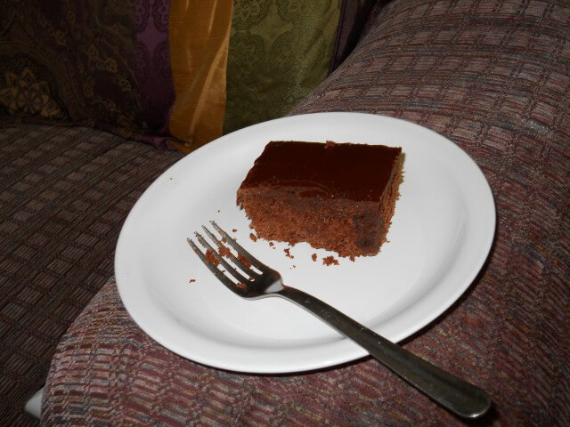 One Minute Chocolate Icing Recipes — Dishmaps