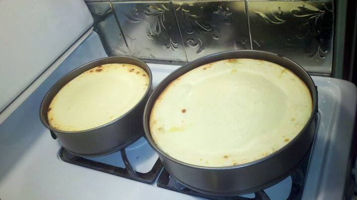 Lindy's New York Cheesecake Recipe