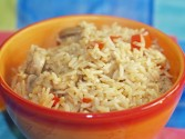 Photo of Sherried Mushroom Rice