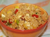 Photo of Summer Vegetable Fried Rice