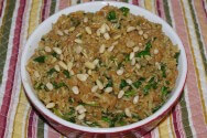 Photo of Tropical Orzo, Rice And Spinach