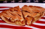 4th Of July Apple Pie