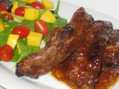 Photo of Sweet And Saucy Ribs Recipe on CDKitchen