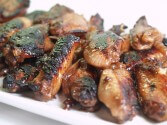Photo of Blackberry Wings Recipe on CDKitchen