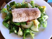Photo of Grilled Mahi Mahi on Chopped Salad