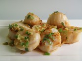 Photo of Ginger Scallops Recipe on CDKitchen