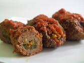 Photo of Steak And Vegetable Braciole