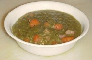 Photo of Spicy Split Pea Soup