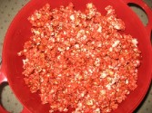Photo of Red Hot Cinnamon Candy Popcorn