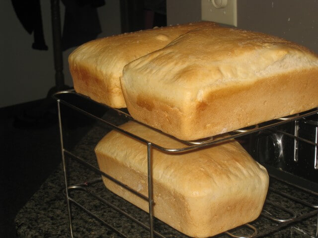 Salt Rising Bread Recipe