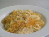 Photo of Creole Grits And Cheese Casserole Recipe on CDKitchen