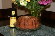 Photo of Frangelico Rum Cake