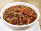 Photo of Wild Rice Chili Recipe on CDKitchen
