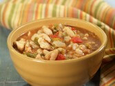 Jalapeno Chicken Chili Recipe in the Crock Pot