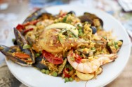 Photo of CDKitchen's Favorite Paella