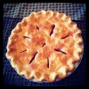 Photo of Tart Cherry Pie Recipe on CDKitchen