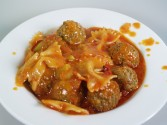 Photo of Overnight Meatball Casserole