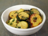 Photo of Pan-Grilled Summer Squash