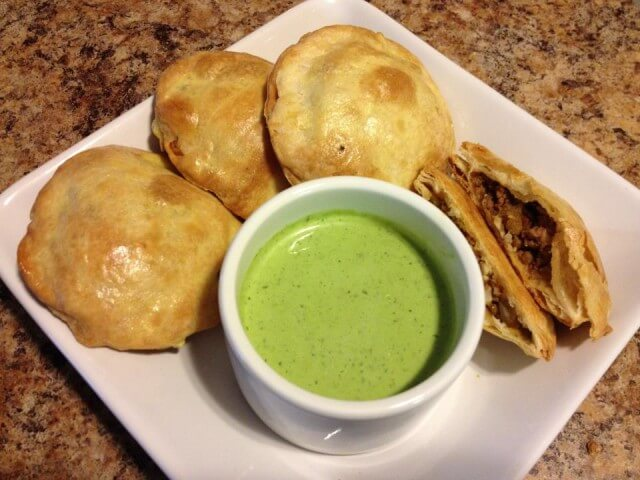 Argentine Empanadas Recipe from CDKitchen
