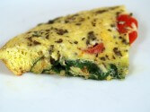 Photo of Spinach Tomato Frittata
