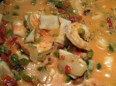 Recipe for Spicy Seafood Stew