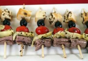 Photo of Antipasto-On-A-Stick