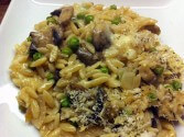 Baked Orzo With Fontina