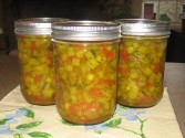 Photo of Prize Winning Zucchini Relish