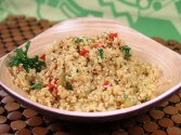 Photo of Quinoa Vegetable Pilaf