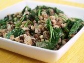 Photo of Black Eyed Peas with Spinach