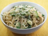 Photo of Creamy Zucchini With Linguine