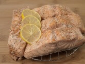 Photo of Pressure Cooker Salmon Steaks