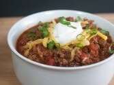 Recipe for Spicy Chili