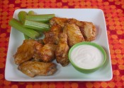 Photo of Mexican Chicken Wings Recipe on CDKitchen