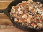 Chicken And Black Bean Skillet