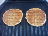 Photo of Lowfat Salmon Patties George Foreman Grill
