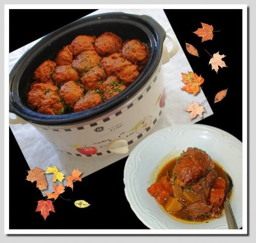 Beef Stew With Dumplings Recipe