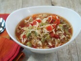 Tomato Cabbage Soup Recipe in the Crock Pot