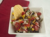 Photo of Salsa With Corn And Black Beans