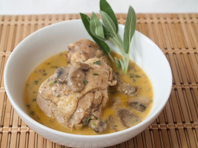 ... classic french chicken fricassee recipes dishmaps classic french