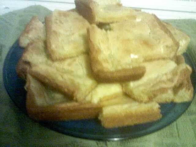 Cream Cheese Bars Recipe #9259 from CDKitchen