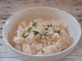 Recipe for Parmesan Risotto