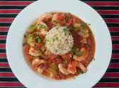 Crock Pot Shrimp Creole